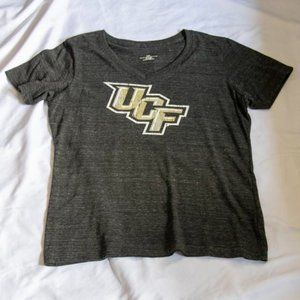 UCF Knights V-Neck Tee Size 2XL